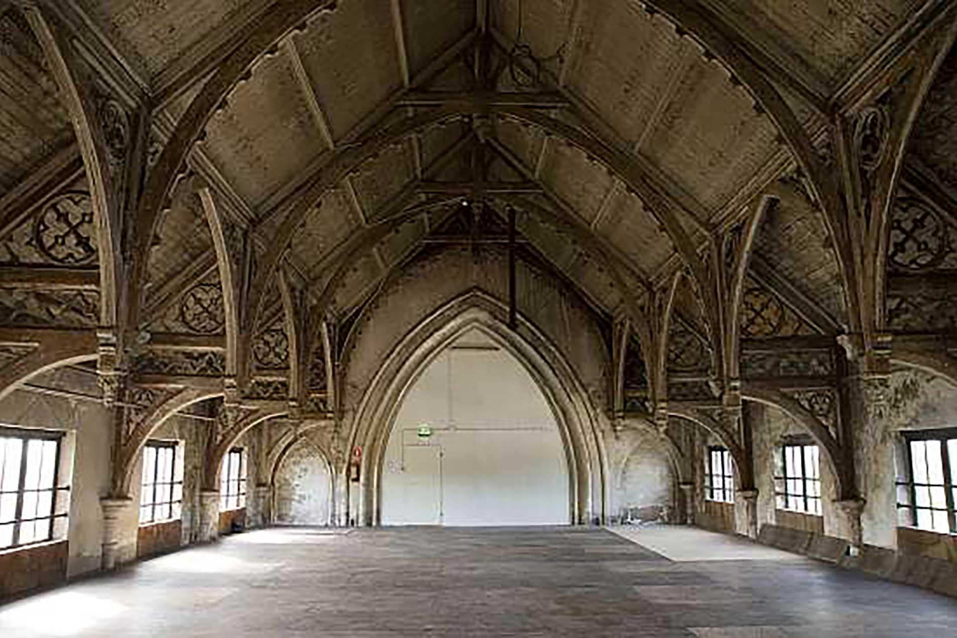 een kathedraal